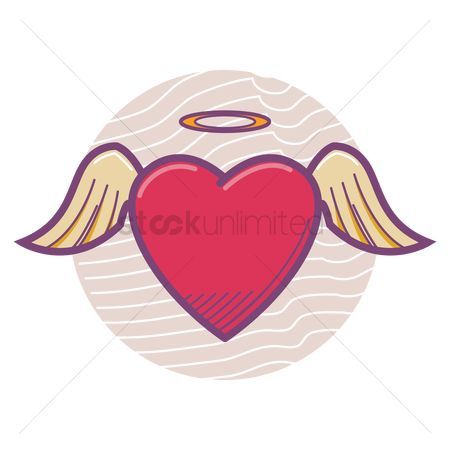 Heart : Angel heart