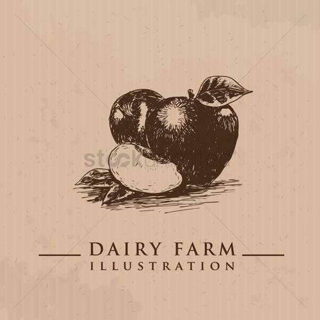Dairy : Apples
