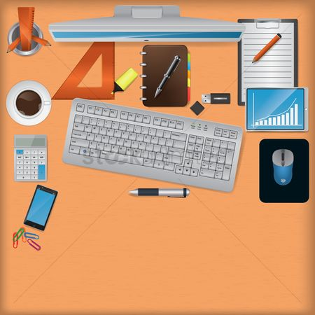 Mouse pad : Architecture workspace design