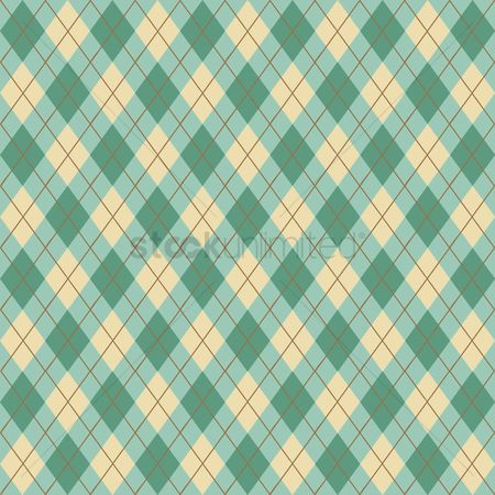 Cloth : Argyle pattern background
