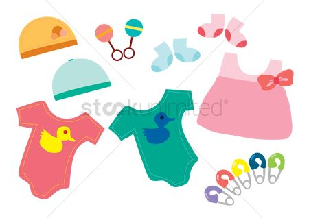 Kids : Baby clothes and accessories