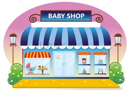 Teddybears : Baby shop