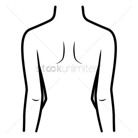 Free Female Body Outline Stock Vectors | StockUnlimited