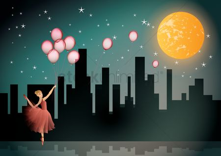 Wallpapers : Ballet poster