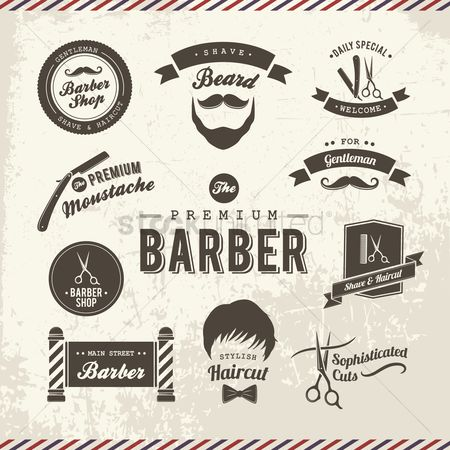 Fashions : Barbershop icons