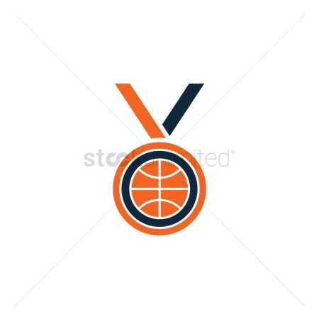 Reward : Basketball medal