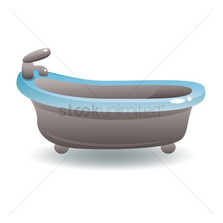 Faucets : Bathtub