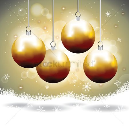 Sparkle : Baubles decoration