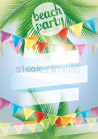 Happy summer : Beach party
