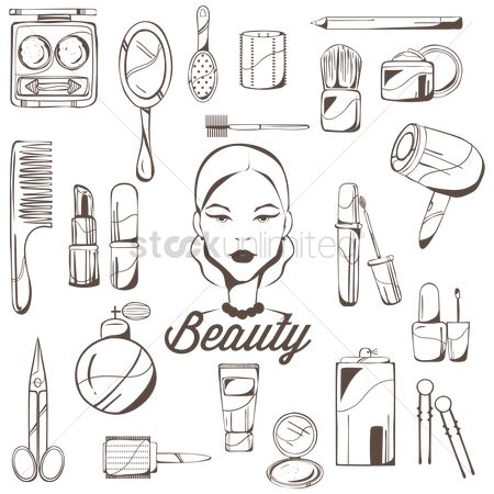 Brushes : Beauty wallpaper