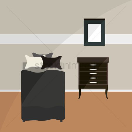 Indoor : Bedroom