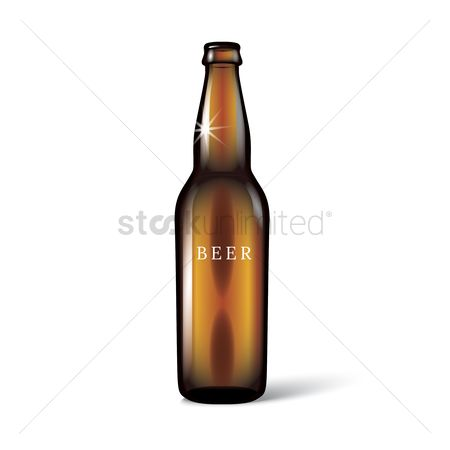 Beer : Beer bottle