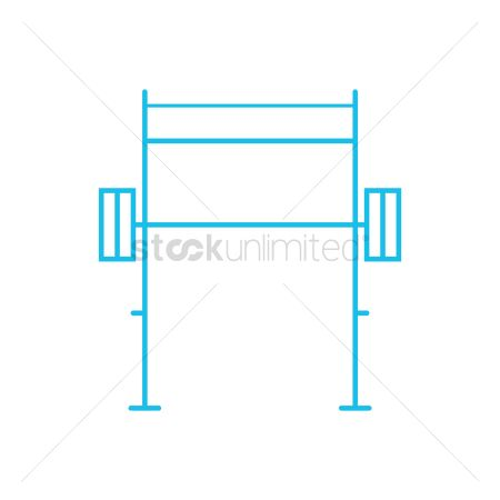 Racks : Bench squat rack