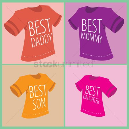 Sons : Best family tshirt