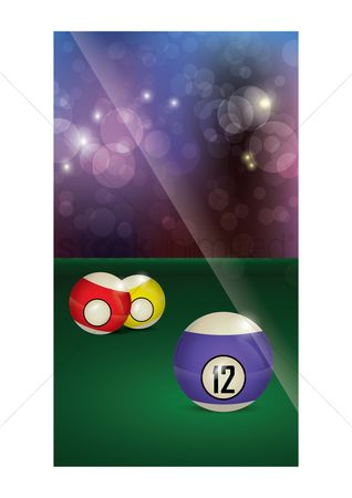 Indoor : Billiards wallpaper for mobile phone