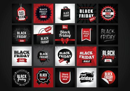 Badge : Black friday sale collection