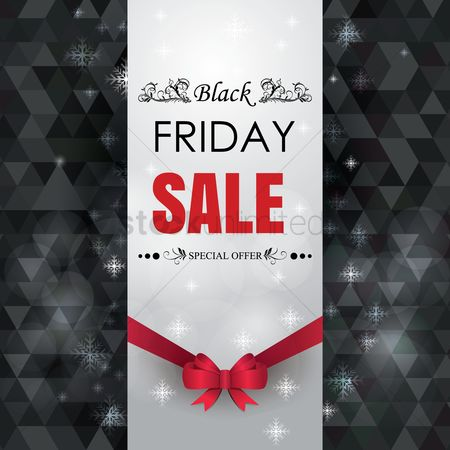Retail : Black friday sale