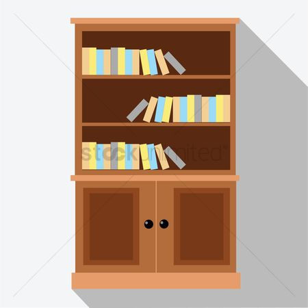 Racks : Books shelf