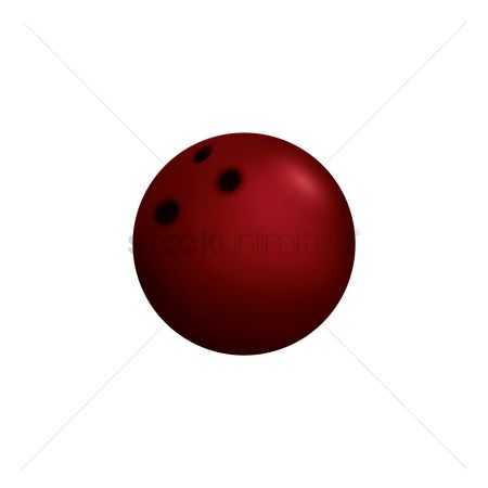 Recreation : Bowling ball