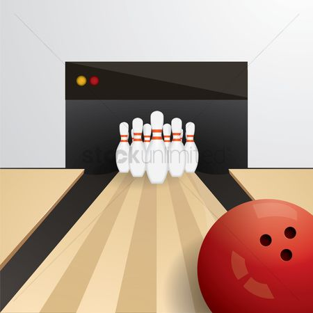 Indoor : Bowling