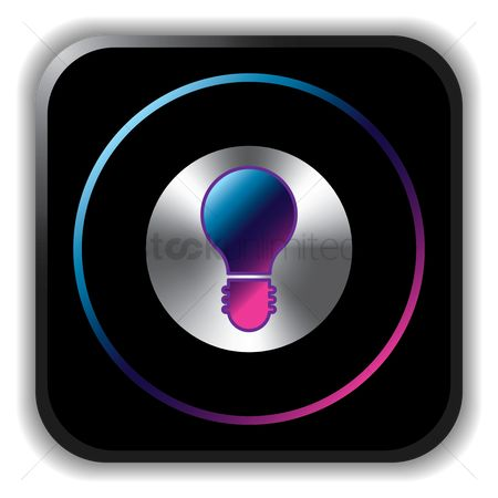 Notification : Bulb icon