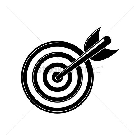 Achievement : Bullseye with arrow icon