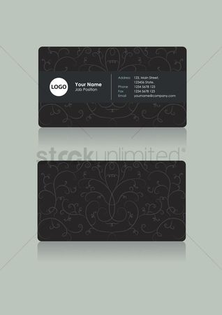 Email : Business card