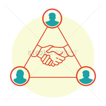 Business deal : Business partners concept