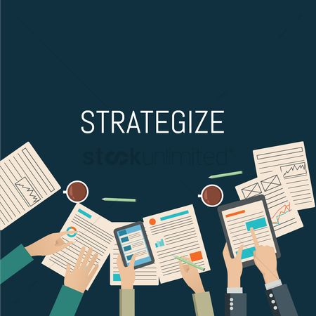 Researching : Business strategy