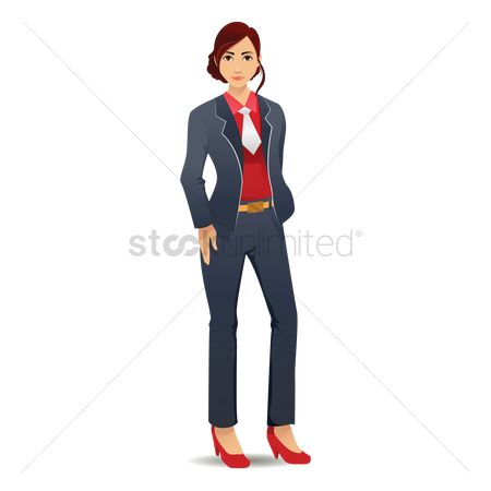 Trendy : Business woman