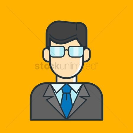 Businesspeople : Businessman