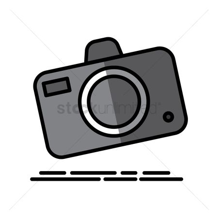 Photographers : Camera button