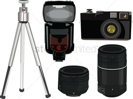 Technicals : Camera equipment