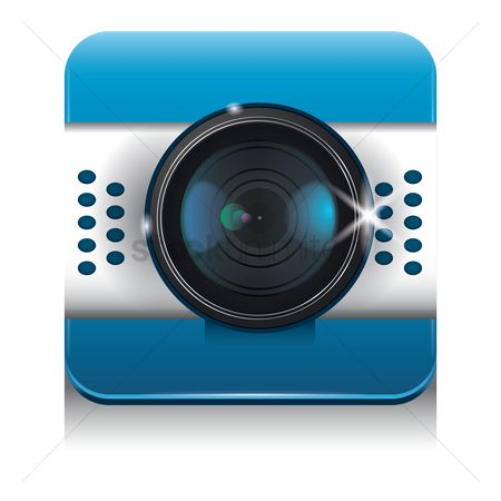 User interface : Camera icon