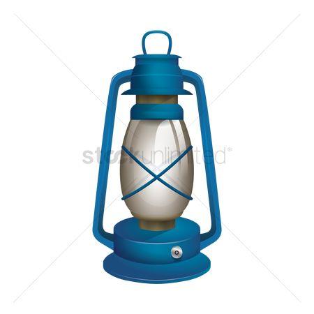 1809372 Kerosene Camping Lantern
