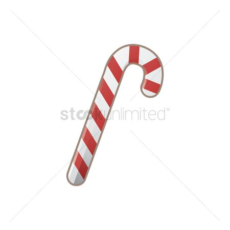 Confections : Candy cane