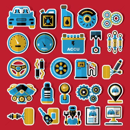 Accessories : Car equipment