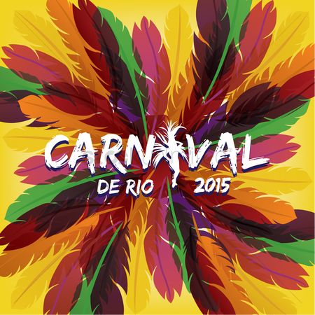 Funfair : Carnival feathers
