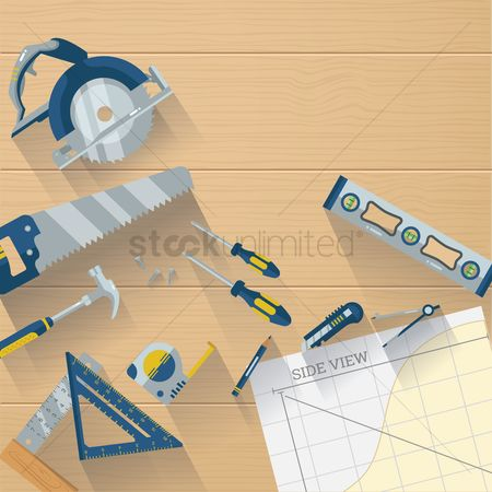 Cutters : Carpenter work space