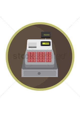 Calculations : Cash register