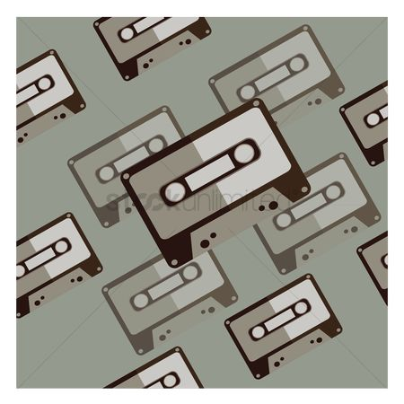Audio : Cassettes