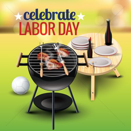 Chicken : Celebrate labor day