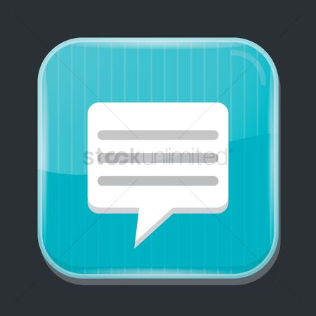 Interact : Chat icon