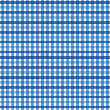 Cloth : Checkered fabric pattern