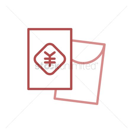 Free Chinese Red Envelope Stock Vectors | StockUnlimited
