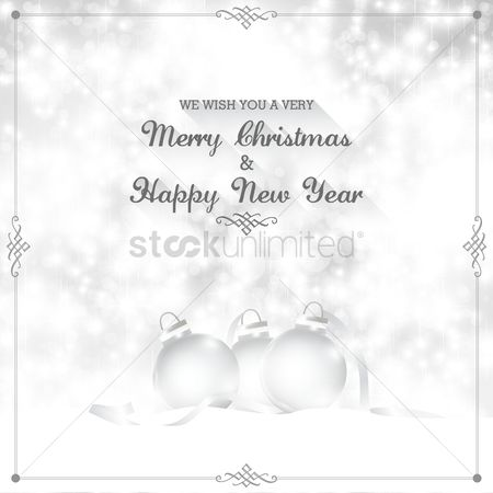 Joyful : Christmas and new year greetings