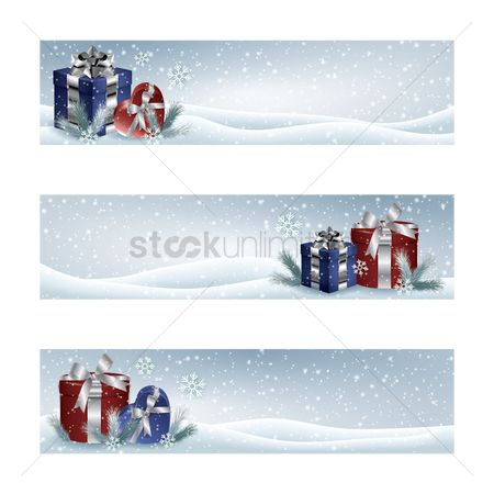 Gifts : Christmas design