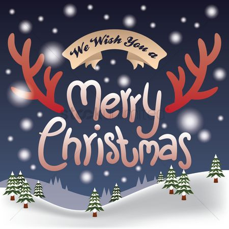 Cloth : Christmas greeting