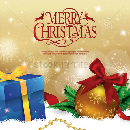Fonts : Christmas greeting