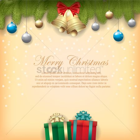 Boxes : Christmas greeting